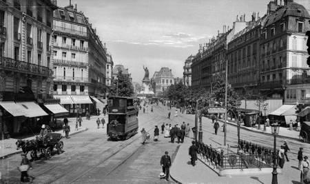 PARIS - RUE DU TEMPLE