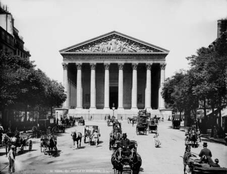Paris la Madeleine