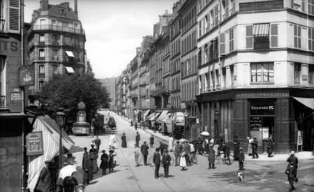 Paris rue de Turenne