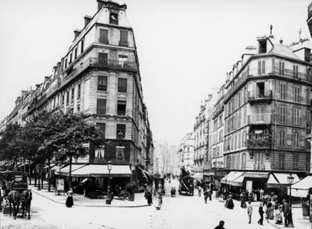 Paris rue du Poteau