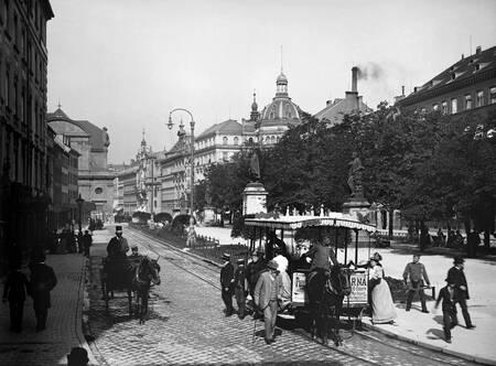 Promenadeplatz Munich