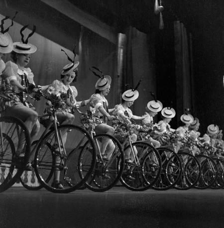 Revue à bicyclettes