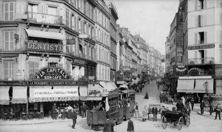 Rue du Faubourg du Temple 2