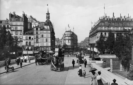 Rues du Pont-Neuf et de la Monnaie