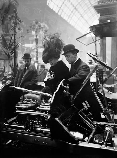 salon de l'Automobile de Paris 190
