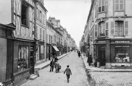 Sens - rue de la République