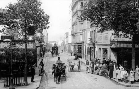 Serenity in the XVth arrondissement