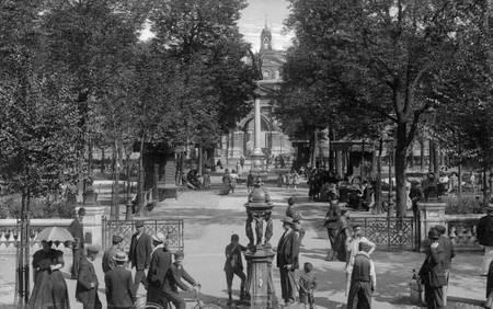 Square des Arts et Métiers