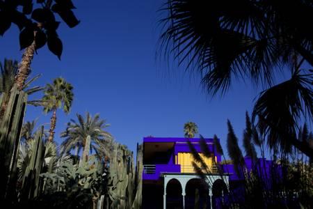 Majorelle Garden Morocco