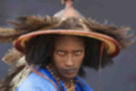 Gerewol of the Fulani Bororo 2
