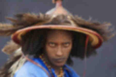 Gerewol des Peuls Bororo 2