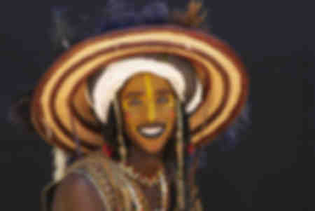 Gerewol of the Fulani Bororo 4