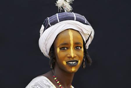 Gerewol von den Fulani Bororo 3