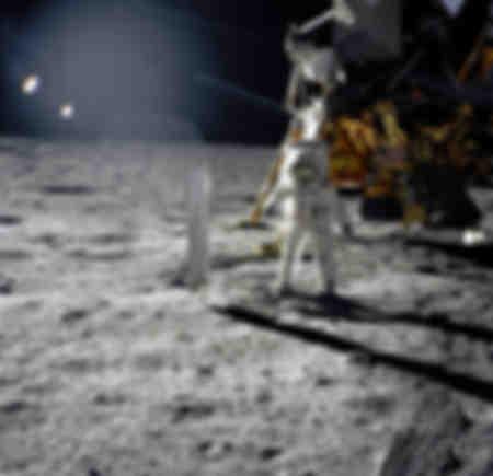 Edwin E Aldrin Apollo 11