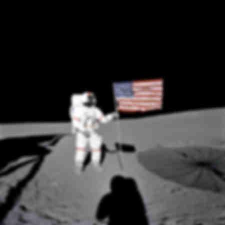 Astronaut Alan B Shepard Jr.