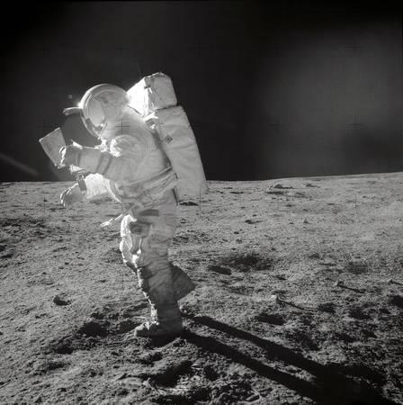 Apollo 14 Edgar D Mitchell