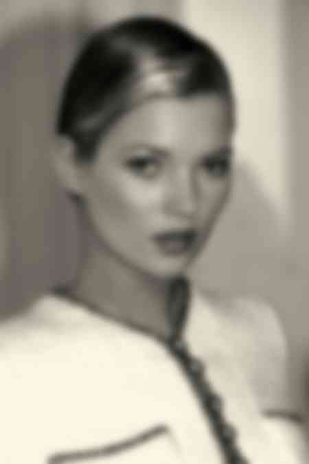 Kate Moss -Less is more