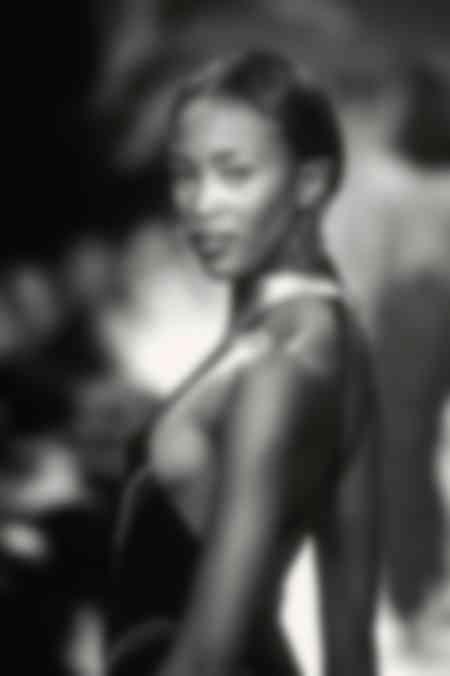 Naomi Campbell - La Pantera Negra