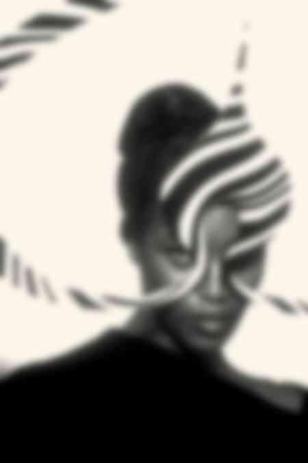 Naomi Campbell - Verborgen blik