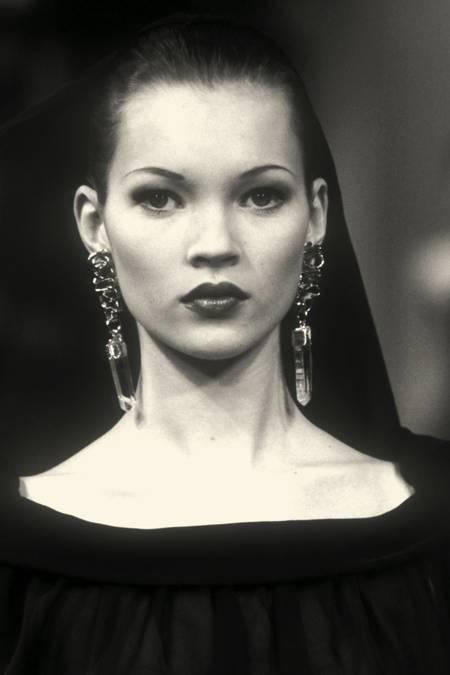 Kate Moss - Soucieuse