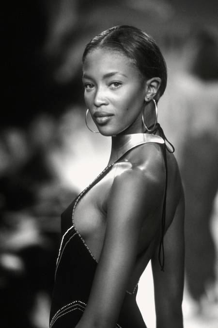 Naomi Campbell - The Black Panther
