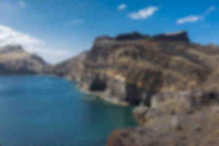 Kliffen van Abra Bay