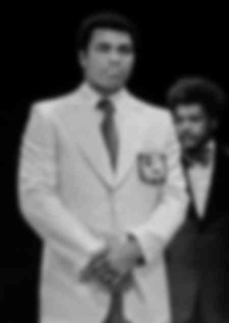 Le Boxeur Mohamed Ali and Don king