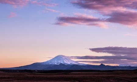 Icelandic Fudji Mountain