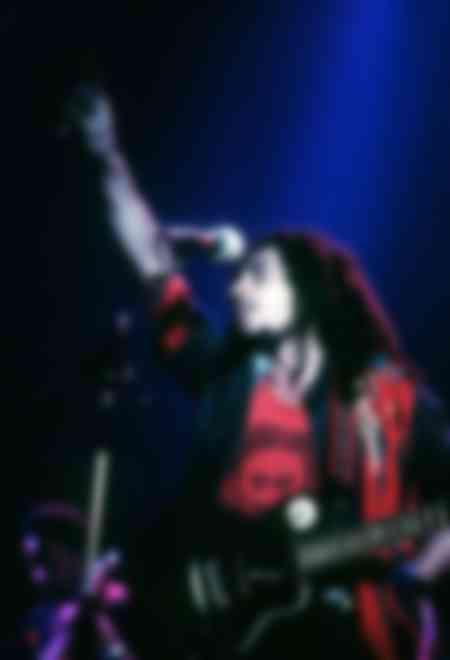 Bob Marley nel 1977