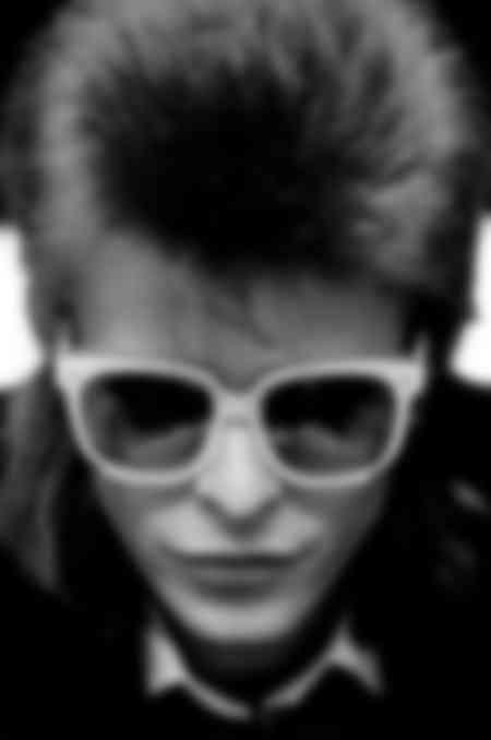 David Bowie en 1974