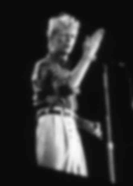 David Bowie en 1983