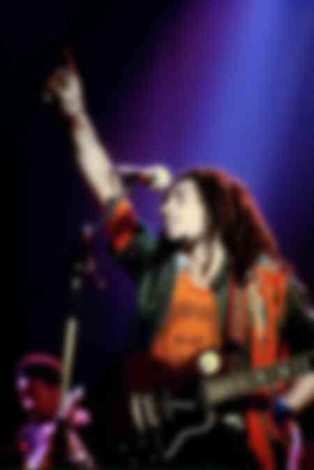 L'icône du reggae