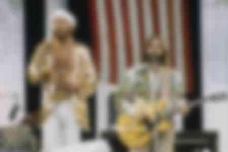 Les Beach Boys sur scène