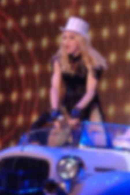 Madonna en concert 4