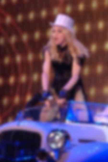 Madonna in concert 4