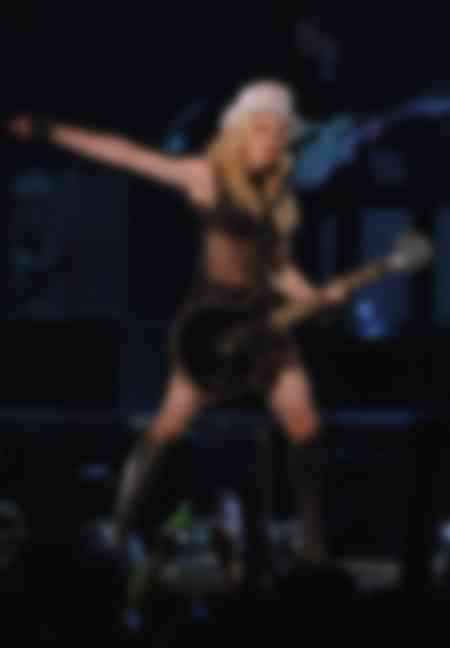Madonna in concert 5
