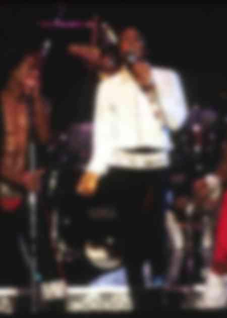 Michael Jackson - Victory Tour 2