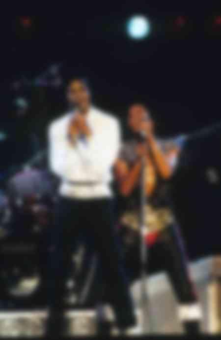 Michael Jackson - Victory Tour 3