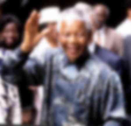 Nelson Mandela 1996