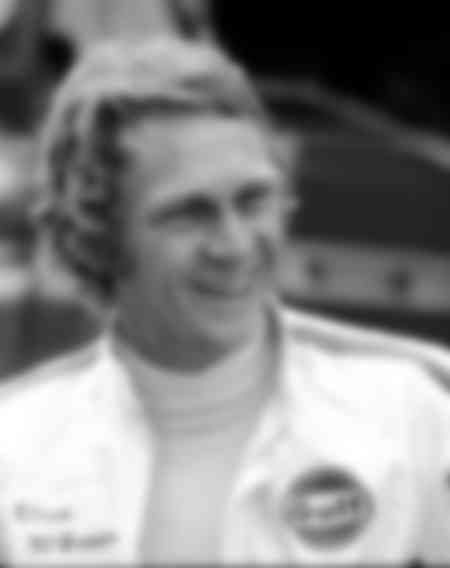 Steve McQueen in 1971