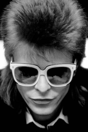 David Bowie nel 1974