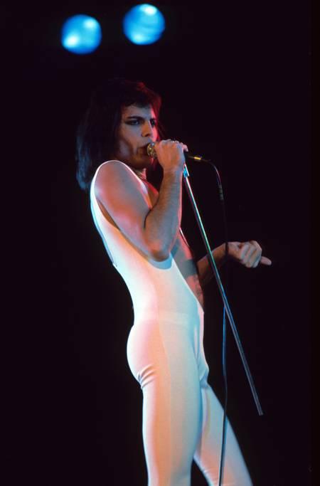 Freddie Mercury en 1976