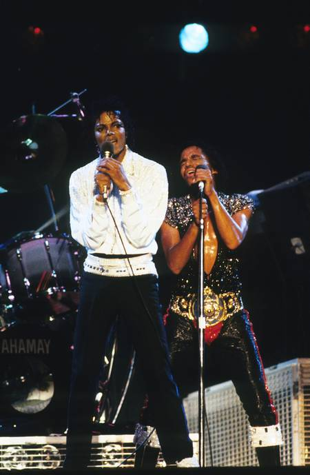 Michael Jackson - Tournée Victory 3