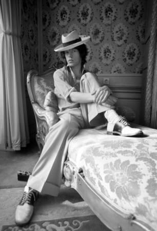 Mick Jagger - Visite à Vienne