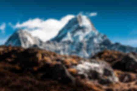 Ama Dablam-Himalaya