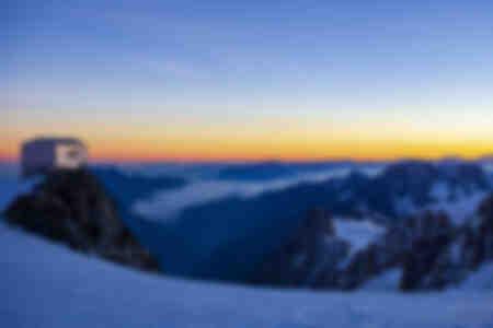 Salita del Monte Bianco