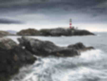 Phare de l'ile de Sclapay