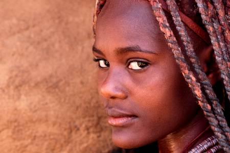 Jeune Himba