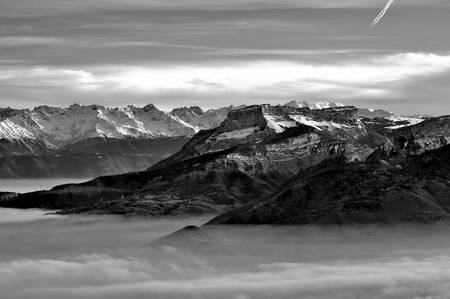 Mount Granier
