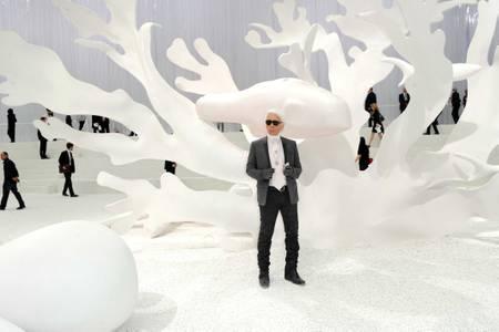 Karl Lagerfeld Paris Défilé Chanel